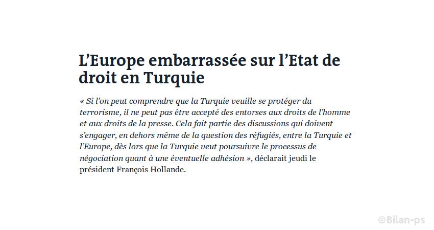 Hollande 2006
