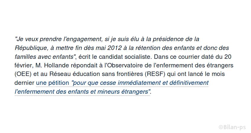 Hollande 2012