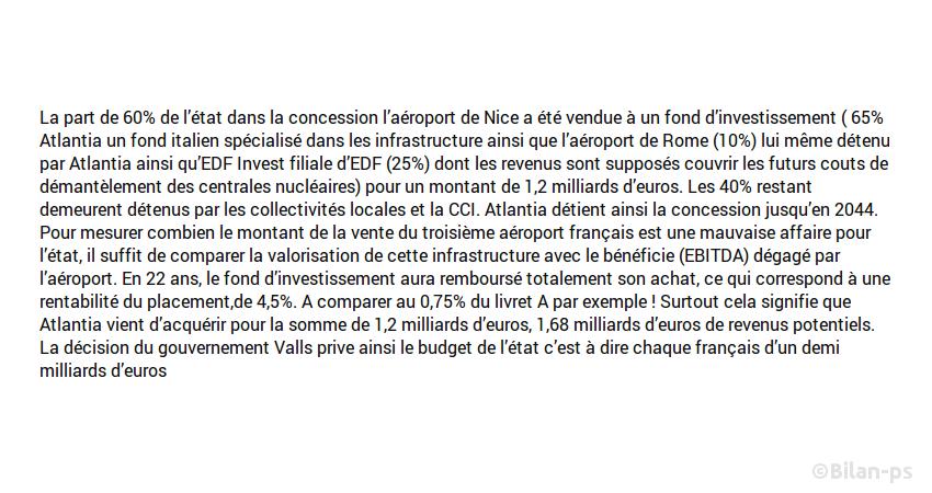Privatisation : l'État brade les aéroports de Lyon et Nice