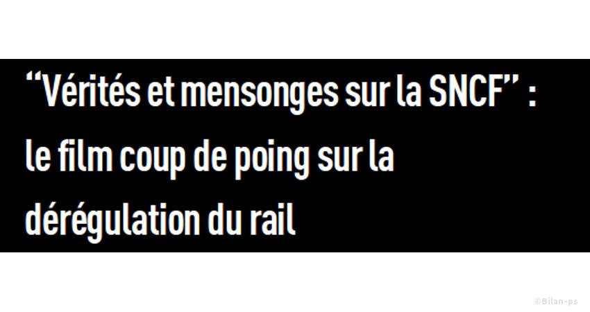 Désinvestissement dans la SNCF