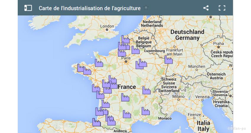 Industrialisation de l'agriculture