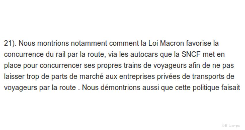 la SNCF concurrence ses propres TGV et TER